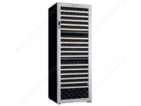 Ψυγείο βιτρίνα κρασιών 3 θερμοκρασιών Sommelier 603 Plus TECFRIGO