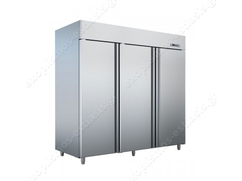 Επαγγελματικό ψυγείο θάλαμος κατάψυξης με 3 πόρτες UΚ 205 BAMBAS