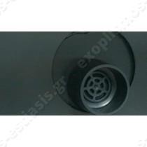 Ψυγείο βιτρίνα κρασιών 3 θερμοκρασιών Sommelier 603 Plus TECFRIGO | Mε ενεργά φίλτρα άνθρακα για την αποφυγή δυσάρεστων οσμών