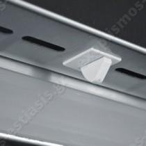 Επαγγελματικό ψυγείο θάλαμος κατάψυξης με 3 πόρτες UΚ 205 BAMBAS | Τερματικός διακόπτης