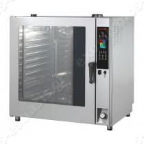 Επαγγελματικός φούρνος ηλεκτρικός LW 211E για 11 GN 2/1 INOXTREND | Οθόνη αφής